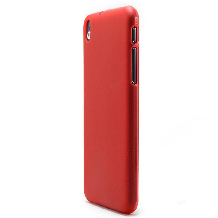 Mobilce | HTC 816 TPU KIRMIZI Mobilce | Cep Telefonu Kılıfı ve Aksesuarları