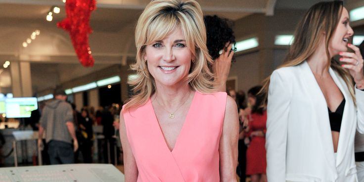 Anthea Turner Admits Grant Bovey Split Led To Hair Loss, But Says She 'Will Love Again'