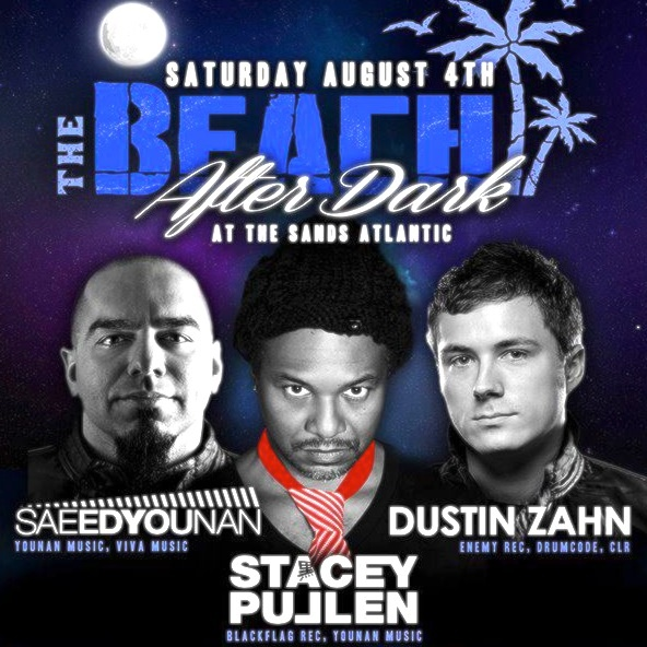 The Beach is quickly becoming one of the best bars on Long Island and its transition at dusk into an ultra posh nightclub is nothing short of awesome. Headlining the festivities of The Beach After Dark on August 4 will be none other than renowned techno DJ Stacey Pullen: http://thebeachlongisland.com/blog/2012/08/02/stacey-pullen/