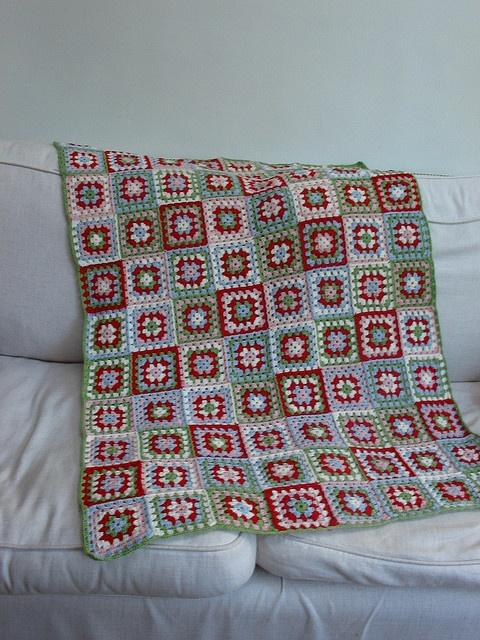 Need to make an afghan like this!