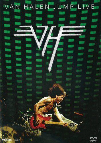 Van Halen Van Halen Jump Live! Album Cover, Van Halen Van Halen Jump ...