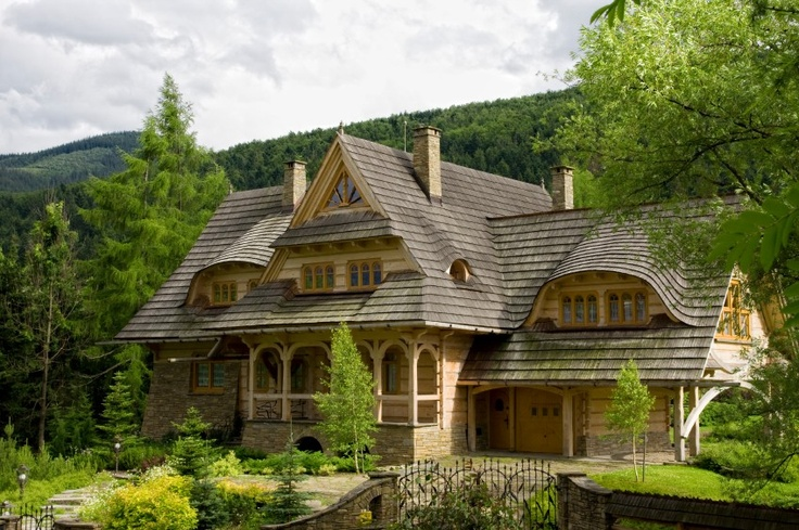 This looks like a secluded hideaway. But it also looks like a home you'd like to own.