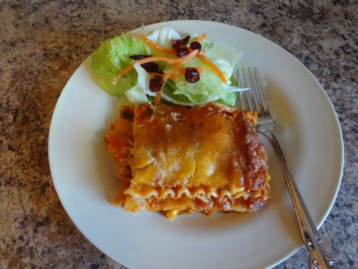 Delicious sweet and spicy chicken lasagna recipe. Great for sweet and spicy cravings and to spice up Italian food. Other chicken lasagna ideas included.