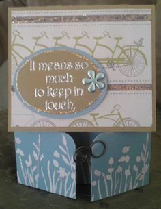 Keep In Touch Double Dutch by mtzangel - Cards and Paper Crafts at Splitcoaststampers