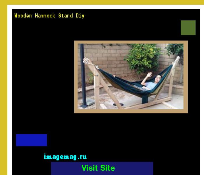 Wooden Hammock Stand Diy 162159 - The Best Image Search