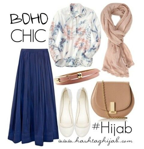 simple chic with flower