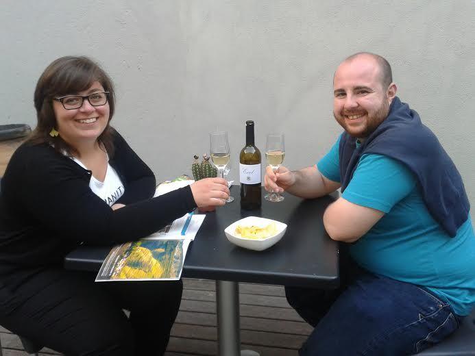 Happy returning guests at Casa dos Lóios!