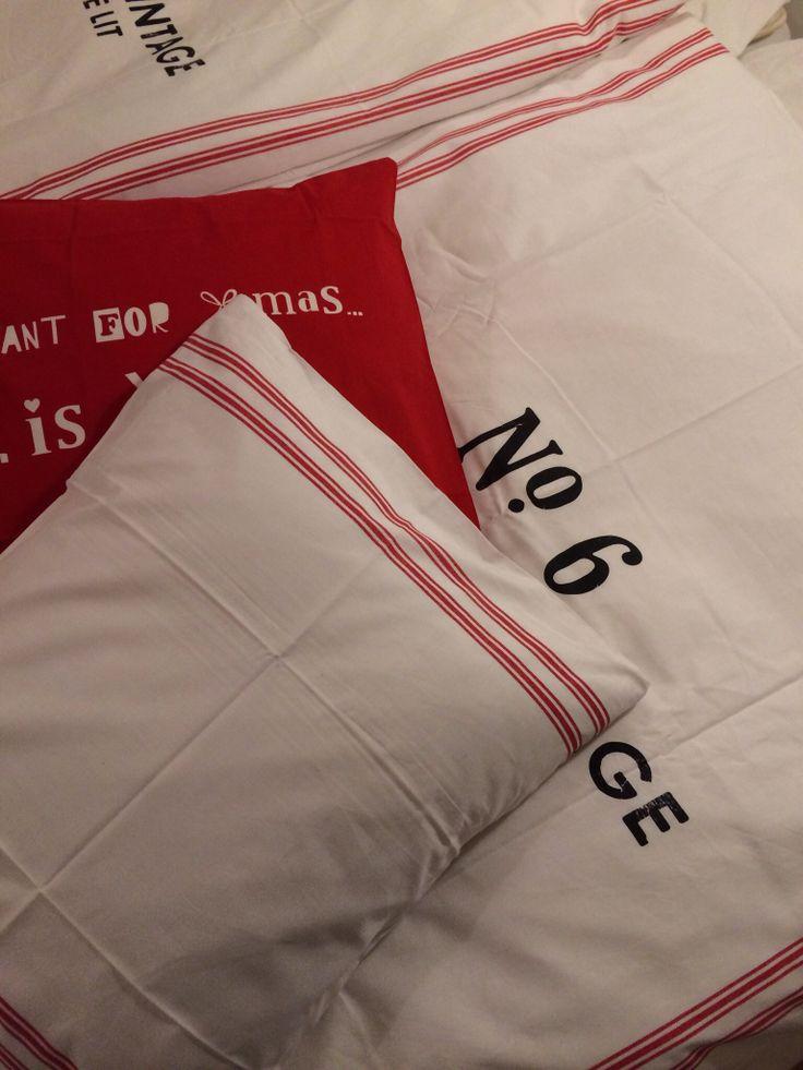 X-mas bedding