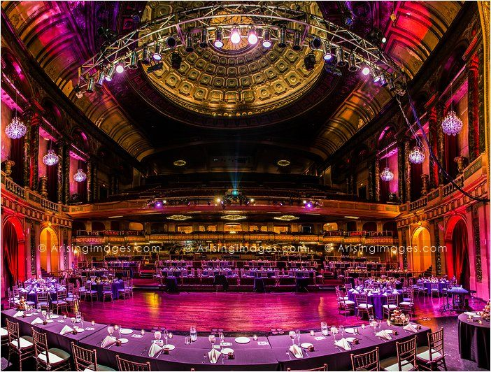Beautiful Architecture And Decor At The Fillmore Detroit Awesome Wedding Venue Www Arisingimages