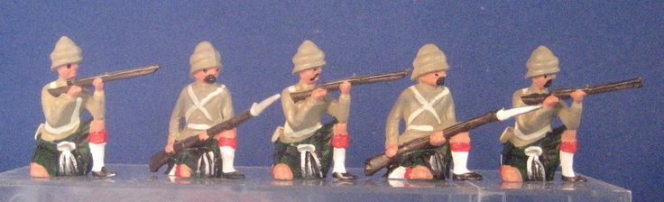 TOY-SOLDIERS-5-SCOTS-BETTER-THAN-BRITAINS Have one to sell? Sell now