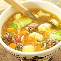 226 kc  pittige winterse groentensoep - eenpansgerecht