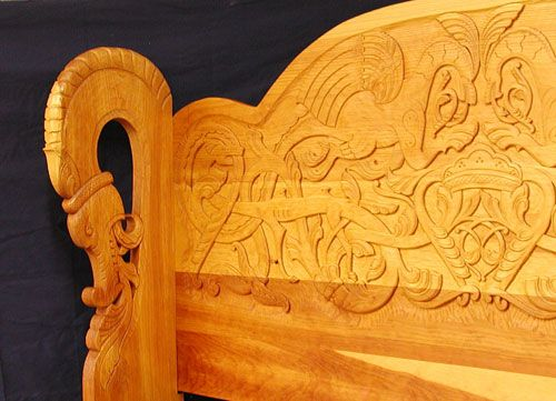 Norsk Wood Works -- Norskbeds.htm  Would love this whitewashed.