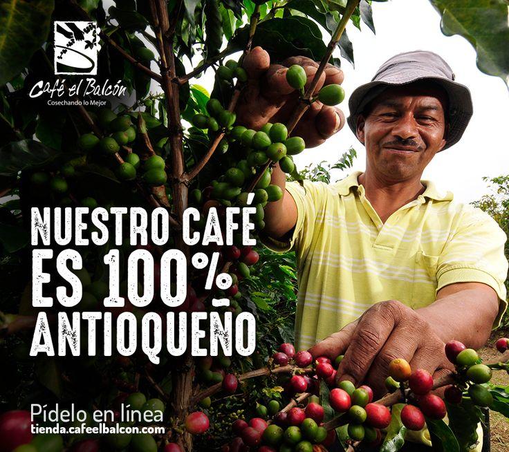 Pídelo en línea tienda.cafeelbalcon.com #mejorunbuencafe #cafeelbalcon #cafecolombiano #antioquia