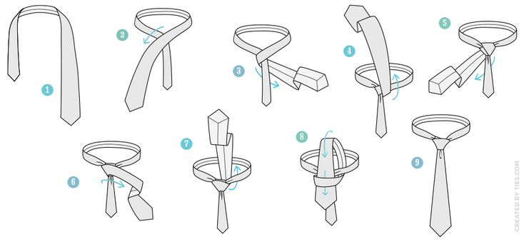 Learn how to tie the Half Windsor Knot - http://www.ties.com/how-to-tie-a-tie/half-windsor via @Ties.com®
