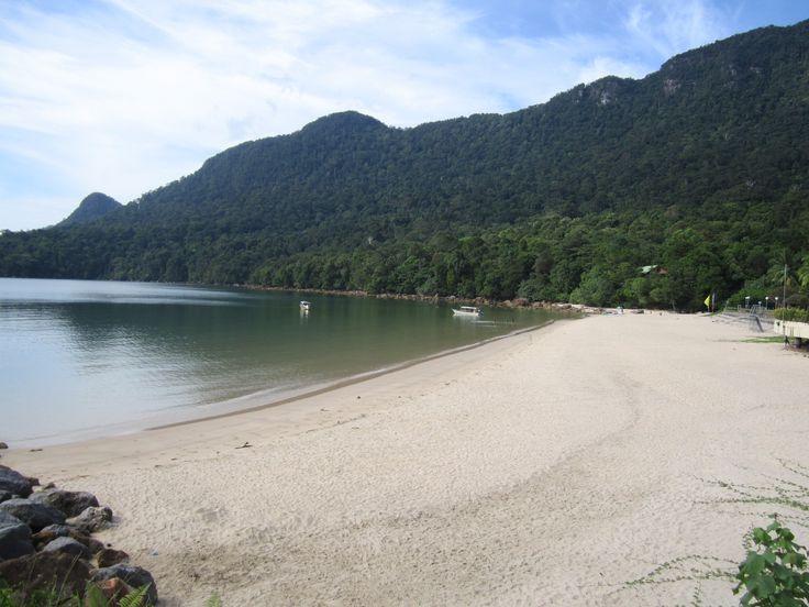 Private beach for Damai Puri guests