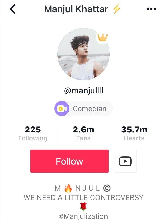 How To Get A Crown On Tik Tok Formerly Musically How To Get Tok Tik Tok
