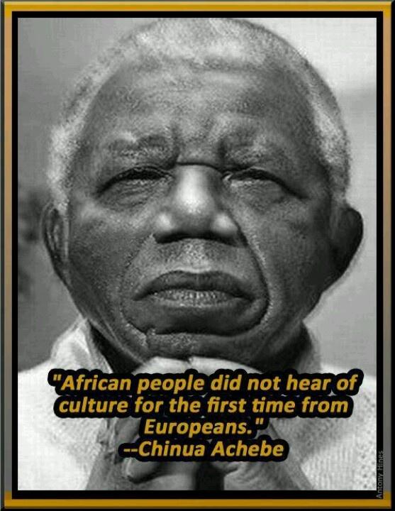 Chinua Achebe Quotes. QuotesGram