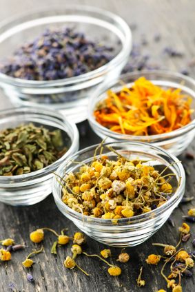 Kitchen Herbs And Tea For Your Hair - Henna Blog Spot