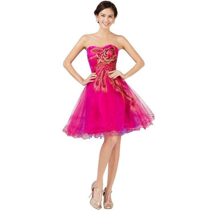 Cyklaménové spoločenské šaty CL007541