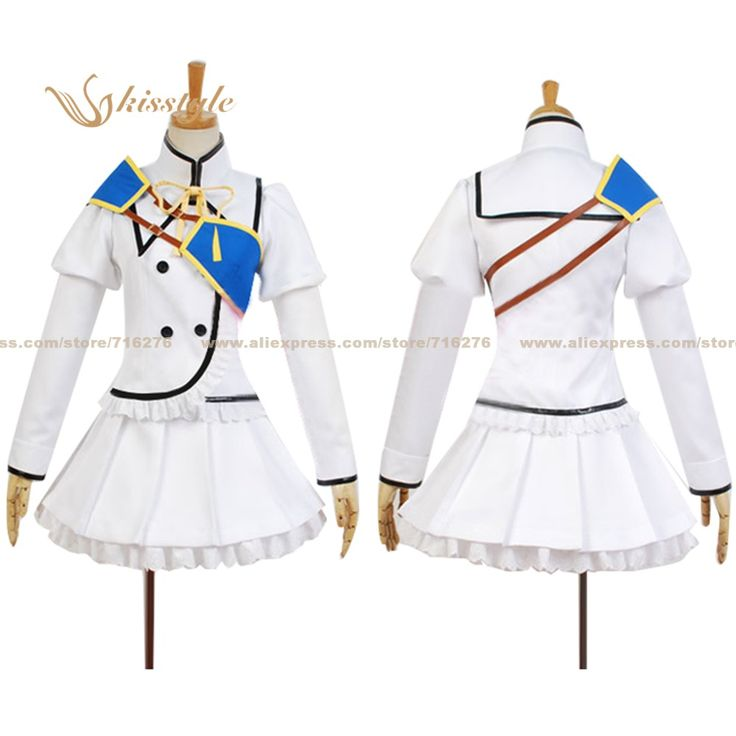 >> Click to Buy << Kisstyle Fashion Bladedance of Elementalers Blade Dance of Elementalers Ellis Fahrengart Cosplay Costume,Customized Accepted #Affiliate