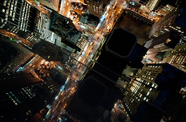 City Night (Photo Navid Baraty)