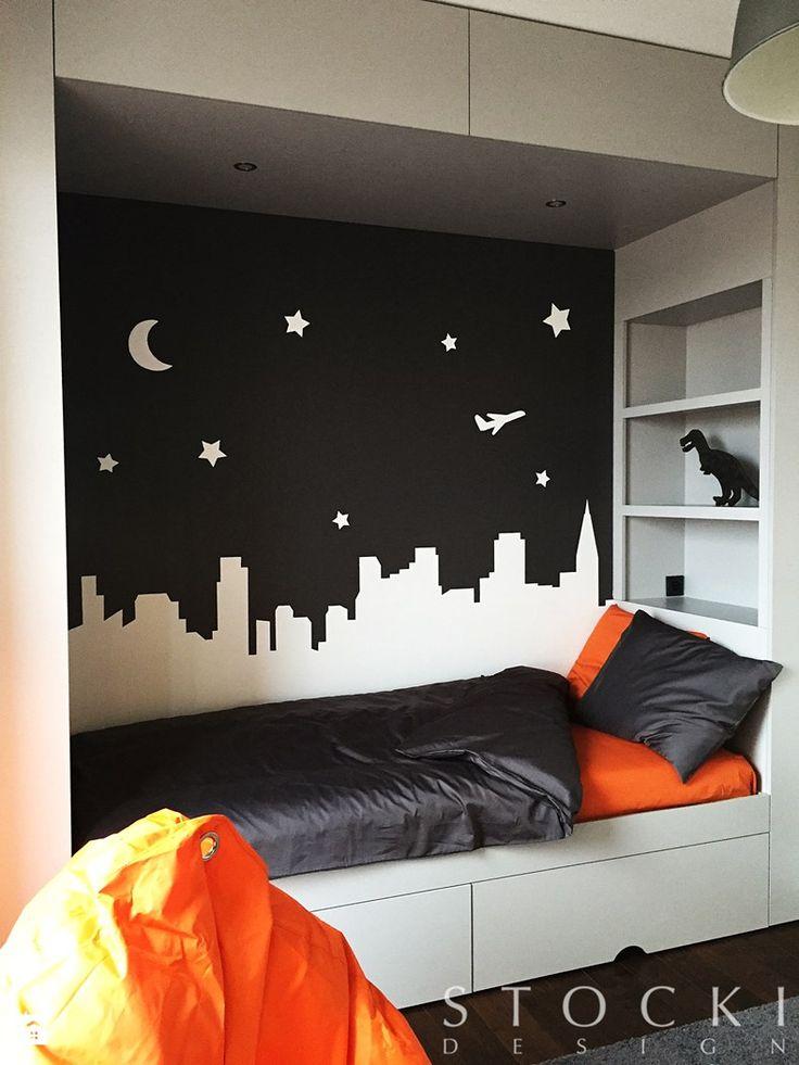 Pokój chłopca - zdjęcie od Stocki Design - Pokój dziecka - Styl Nowoczesny - Stocki Design