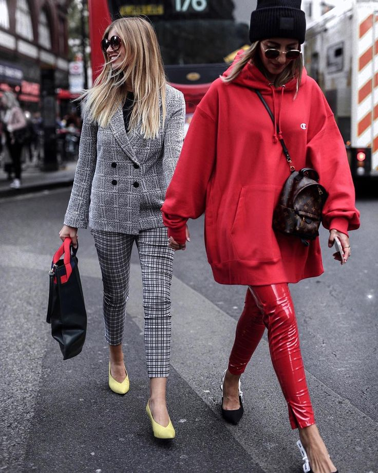 """10k Likes, 240 Comments - A Y L I N   K O E N I G (@aylin_koenig) on Instagram: """"two Germans in London ♀️ before the @topshop show  @xeniaoverdose #lfw #aylinkoenigtravels…"""""""