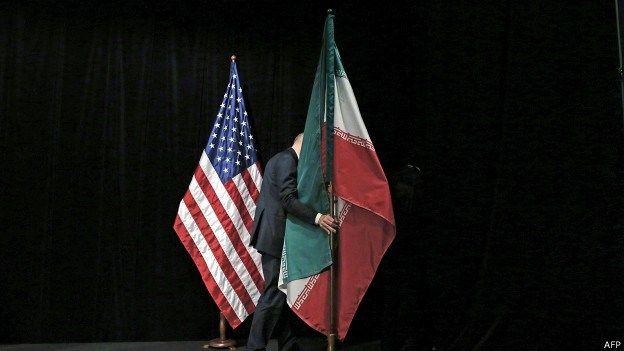 Los 3 países en donde no ondea la bandera de EE.UU.