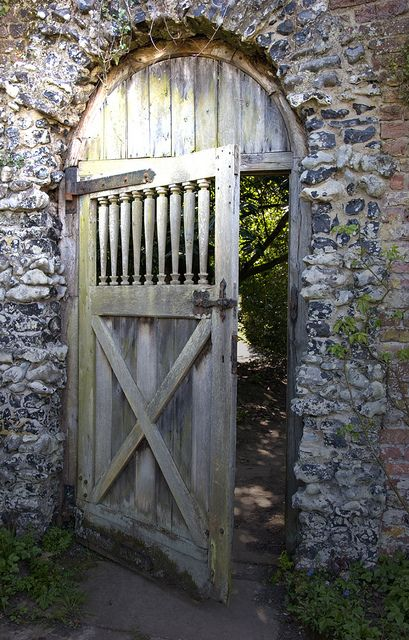 Ideas about wooden garden gate on pinterest gates