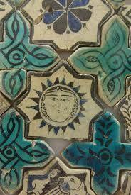Konya Karatay Madrasa Museum - #antique #vintage #tile