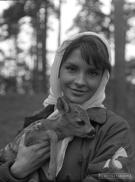 Teresa Tuszyńska - Fototeka Filmoteki Narodowej
