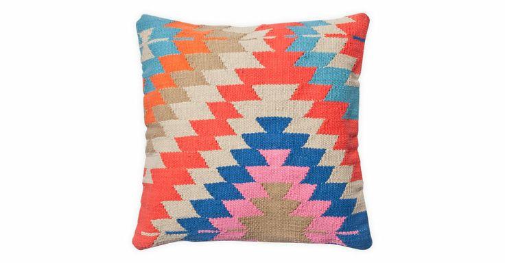 Navajo 20x20 Cotton Pillow, Multi