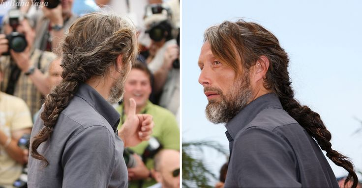 Mads + 3 sophisticated hairstyles