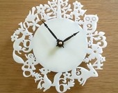 Super sweet clock for baby room