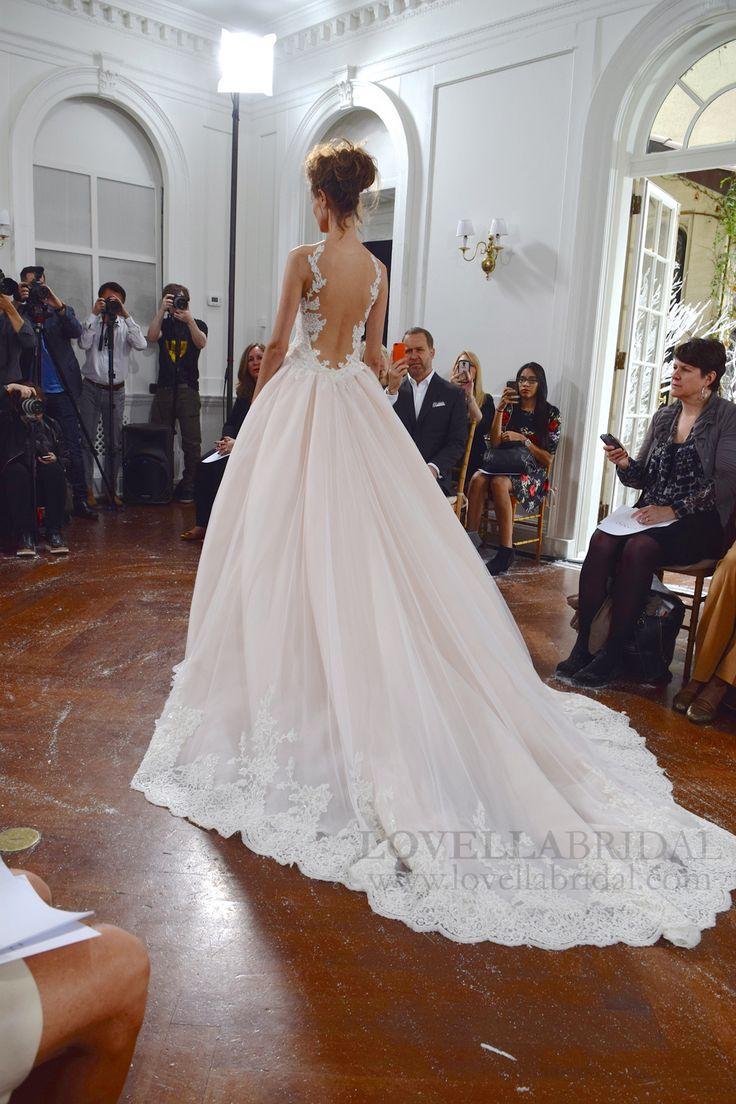 Bridal Market: Ines Di Santo Runway Show + View at Lovella «
