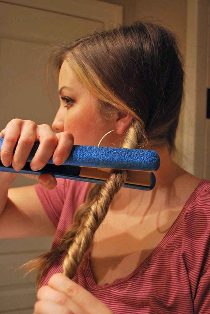 How to do beachy waves in less than 5 minutes