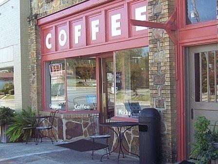 Jitterbug Coffee House in Heber Springs, AR