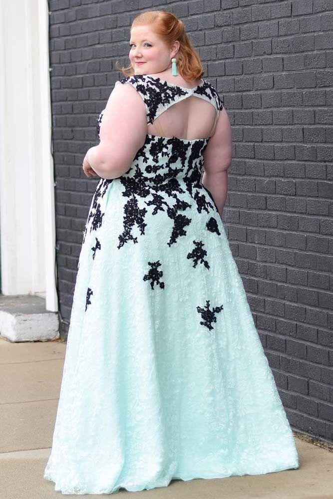 bda6de6f14f Do you wonder how to shop for plus size prom dresses  Let us be honest