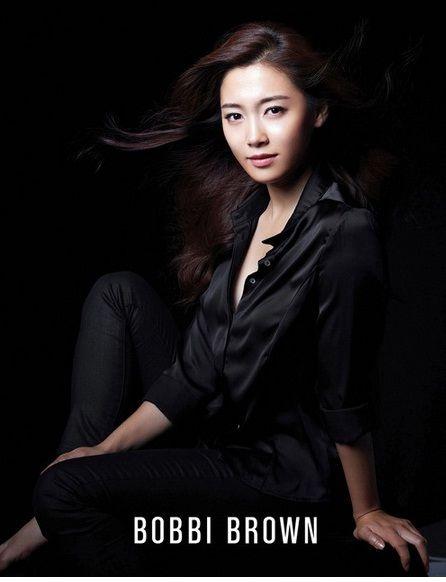 Goddess of Marriage Nam Sang Mi – Bobbi Brown Sexy Pictorial
