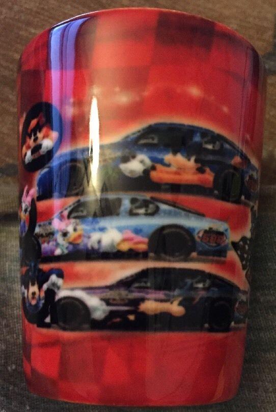 Disney Racing Across America Shot Glass  | eBay
