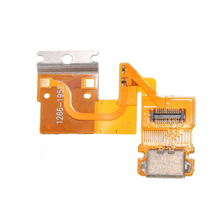 Placa flex mufa alimentare microusb Sony Xperia Tablet Z SGP321