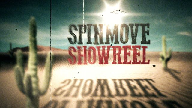 ☆ 2013 Spinmove Summer Show Reel