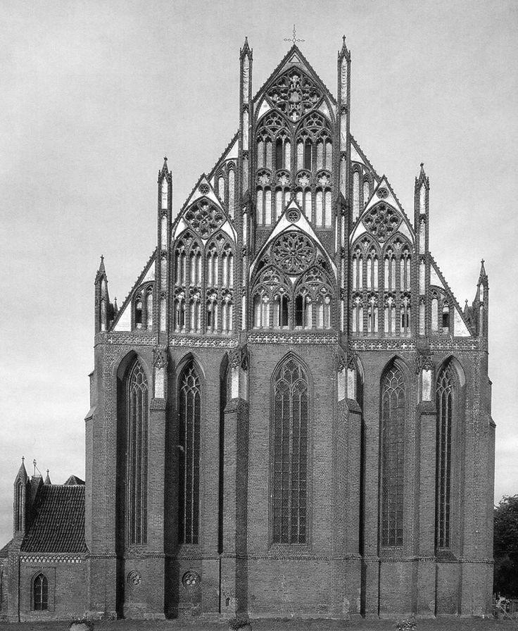 Marienkirche Prenzlau (1289-1340)