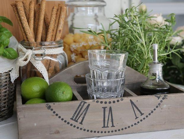 Scandinavian kitchen by Chic Antique