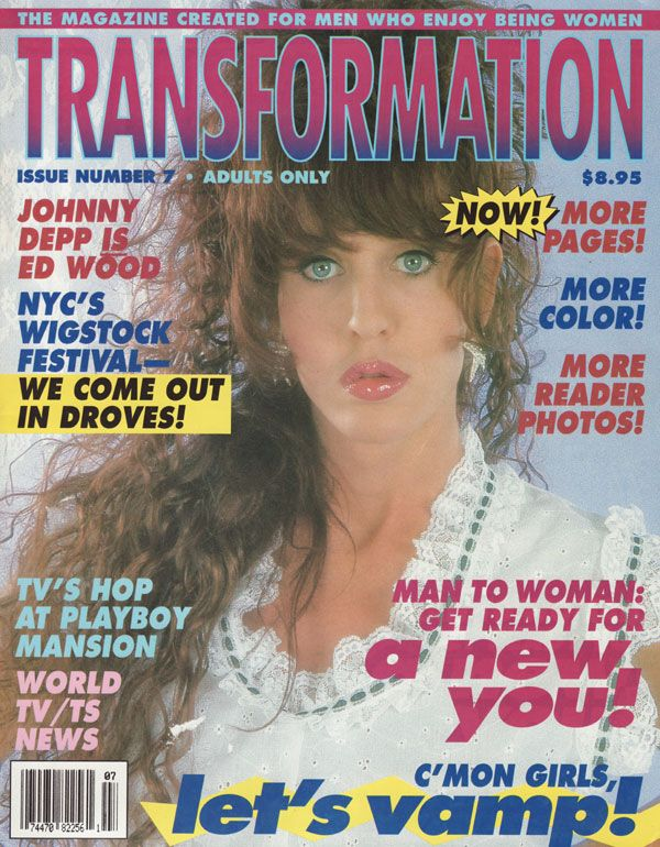 Image result for transformation magazine 1969