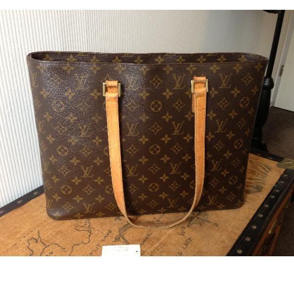 Tip: Louis Vuitton Shoulder Bag (Dark Brown)