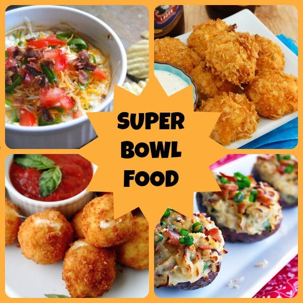 Super Bowl Meals: 30th Birthday, Looking Forward And Soft