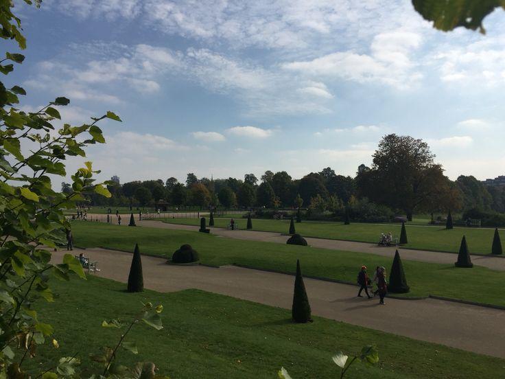 El Palacio de Kensington se acaba de transformar gracias a una restauración en la que se invirtieron 12 millones de libras.  Explora las preciosas dependencias oficiales y no te pierdas los nuevos jardines, la tienda, la cafetería y la terraza de este palacio histórico gestionado por Historic Royal Palaces durante tu visita.