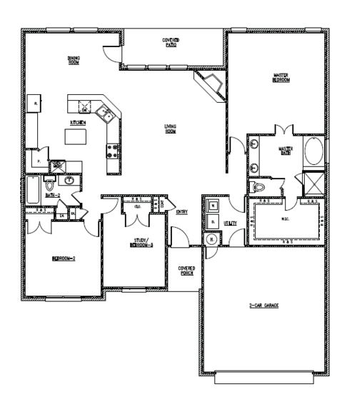 plan 1707 new home floor plan in creekstone by kb home 1000 images about floor plans on new homes 567