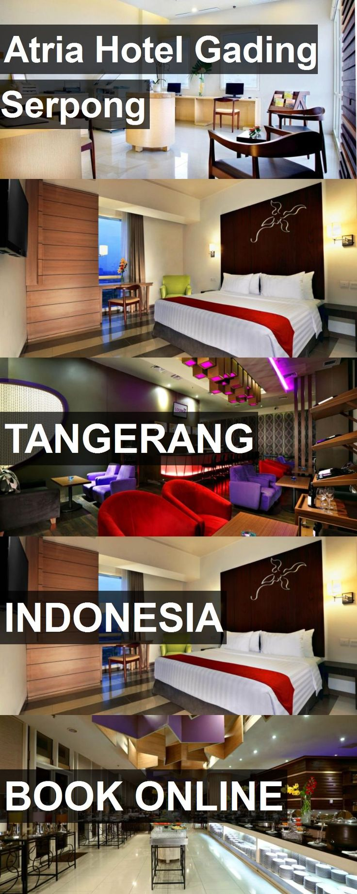 Atria Hotel Gading Serpong in Tangerang, Indonesia. For more information, photos, reviews and best prices please follow the link. #Indonesia #Tangerang #travel #vacation #hotel